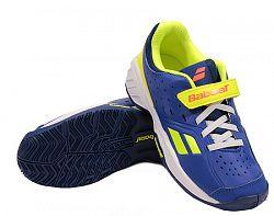 Juniorská tenisová obuv Babolat Pulsion All Court Kid Blue