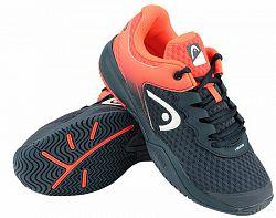 Juniorská tenisová obuv Head Sprint 3.0 Navy/Red