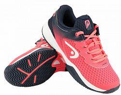 Juniorská tenisová obuv Head Sprint 3.0 Pink/Navy