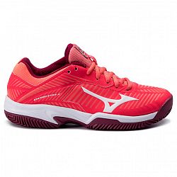 Juniorská tenisová obuv Mizuno Exceed Star Jr. 2 Clay Fiery Coral
