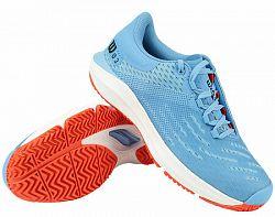 Juniorská tenisová obuv Wilson Kaos 3.0  Bonnie Blue