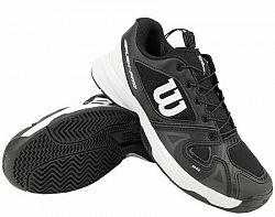 Juniorská tenisová obuv Wilson Rush Pro QL Black