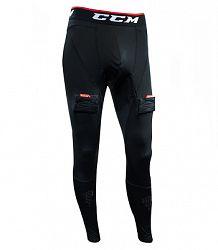 Kompresné nohavice so suspenzorom CCM SR