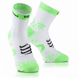 Kompresné ponožky Compressport Strapping Socks Recovery White