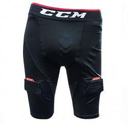 Kompresné šortky so suspezorom CCM Junior