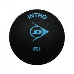 Loptička na squash Dunlop Intro - modrá