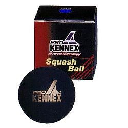 Loptička na squash ProKennex - 1 modrá bodka