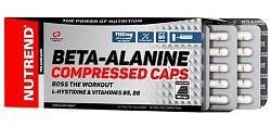 Nutrend Beta-Alanine Compressed 90 tabliet