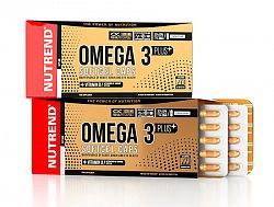Nutrend Omega 3 Plus Softgel 120 tabliet