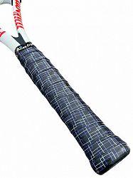 Omotávka na rakety vrchná Alien Pros C-Tac Black Puzzle