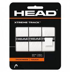 Omotávka na rakety vrchná Head Xtreme Track White 3 ks