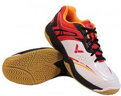 Pánska halová obuv Victor A501 White/Red - EUR 45.5