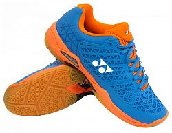Pánska halová obuv Yonex Power Cushion Eclipsion X Blue/Orange