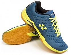 Pánska halová obuv Yonex Power Cushion Eclipsion X Turquoise/Yellow