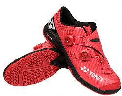 Pánska halová obuv Yonex Power Cushion Infinity Red