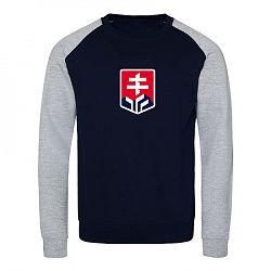Pánska mikina basic Hockey Slovakia