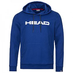 Pánska mikina Head Club Byron Hoodie Blue/White