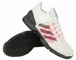 Pánska tenisová obuv adidas Adizero Ubersonic 2 White