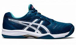Pánska tenisová obuv Asics Gel-Dedicate 6 Indoor Blue