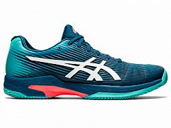 Pánska tenisová obuv Asics Solution Speed FF Clay Blue