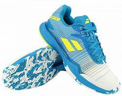 Pánska tenisová obuv Babolat Jet Mach II All Court Blue
