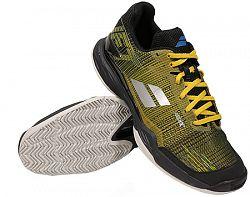 Pánska tenisová obuv Babolat Jet Mach II Clay Yellow/Black