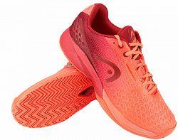 Pánska tenisová obuv Head Revolt Pro 3.0 Red