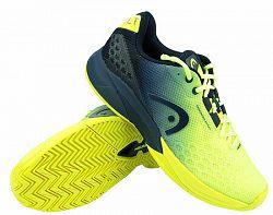 Pánska tenisová obuv Head Revolt Pro 3.0 Yellow/Navy