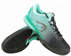 Pánska tenisová obuv Head Sprint Pro 3.0 Black/Teal