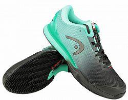 Pánska tenisová obuv Head Sprint Pro 3.0 Clay Black/Teal