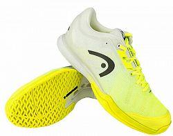 Pánska tenisová obuv Head Sprint Pro 3.0 Yellow/White