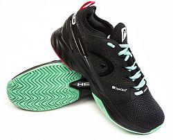 Pánska tenisová obuv Head Sprint SF Black/Teal