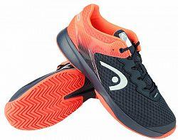 Pánska tenisová obuv Head Sprint Team 3.0 Navy/Orange