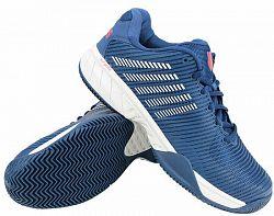 Pánska tenisová obuv K-Swiss Hypercourt Express 2 HB Dark Blue