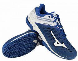 Pánska tenisová obuv Mizuno Wave Exceed Tour 4 CC Blue