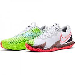Pánska tenisová obuv Nike Air Zoom Vapor Cage 4 White/Red