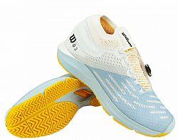 Pánska tenisová obuv Wilson Kaos 3.0 SFT White/Omphalodes