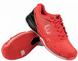Pánska tenisová obuv Wilson Rush Pro 2.5 2019 Clay Red/Black