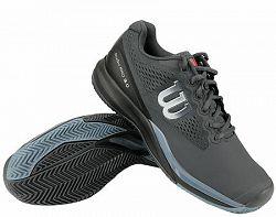 Pánska tenisová obuv Wilson Rush Pro 3.0 Ebony