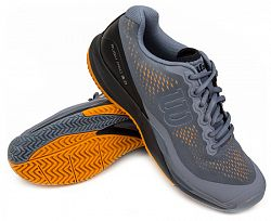Pánska tenisová obuv Wilson Rush Pro 3.0 Grey/Black