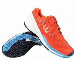 Pánska tenisová obuv Wilson Rush Pro 3.0 Orange