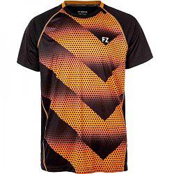 Pánske funkčné tričko FZ Forza Monthy Men T-Shirt Shocking Orange