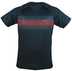 Pánske funkčné tričko Tecnifibre F2 Airmesh Black - vel. XXL