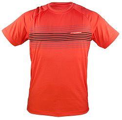 Pánske funkčné tričko Tecnifibre F2 Airmesh Red - vel. XXL