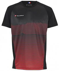 Pánske funkčné tričko Tecnifibre F4 Laservent Black 2017