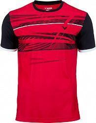 Pánske funkčné tričko Victor 6069 Red