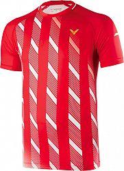 Pánske funkčné tričko Victor Denmark 6599 Red