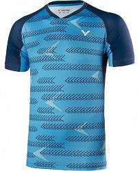 Pánske funkčné tričko Victor International 6639 Blue