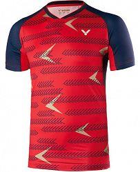 Pánske funkčné tričko Victor International 6639 Red