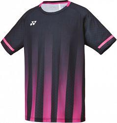 Pánske funkčné tričko Yonex 16435 Black
